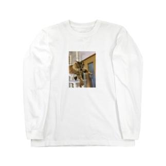 プラプラアポロ Long sleeve T-shirts