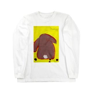 まるこの絵3 Long sleeve T-shirts