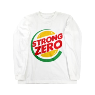 アルコールキング Long sleeve T-shirts