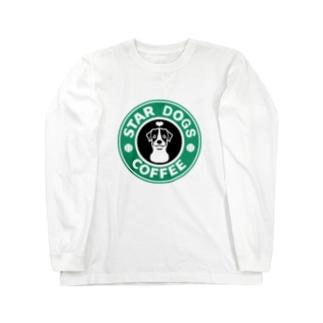 S.D.C.ジャックラッセル Long sleeve T-shirts