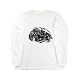 Calappa japonica Long sleeve T-shirts