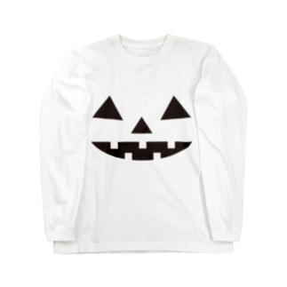 ジャックランタン Long sleeve T-shirts
