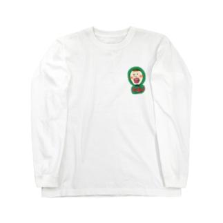 胡瓜ボーイ Long sleeve T-shirts