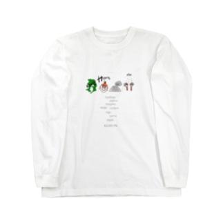 かごんま Long sleeve T-shirts