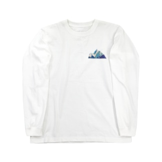 mountain Long sleeve T-shirts