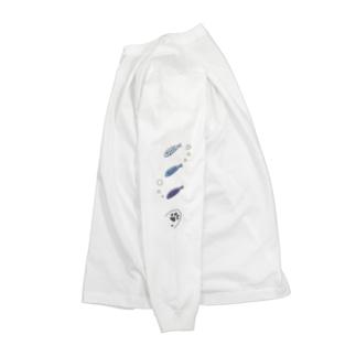 【再販】にゃろパーカー🐾🐟 Long sleeve T-shirts