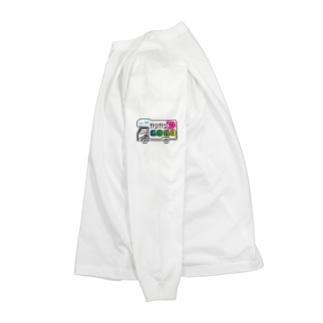 ガタgo グッズ Long sleeve T-shirts