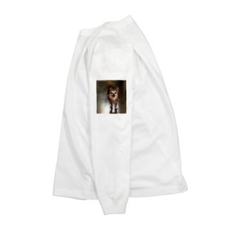 チワワのココちゃん Long sleeve T-shirts