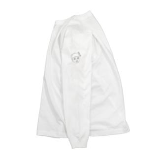 face no.1 Long sleeve T-shirts