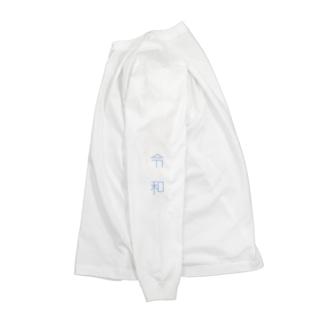 平成→令和 Long sleeve T-shirts