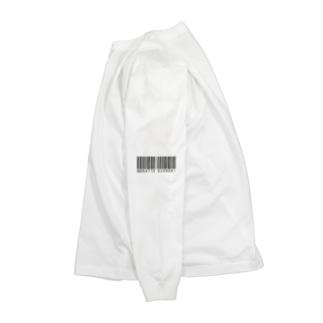 もらってください Long sleeve T-shirts