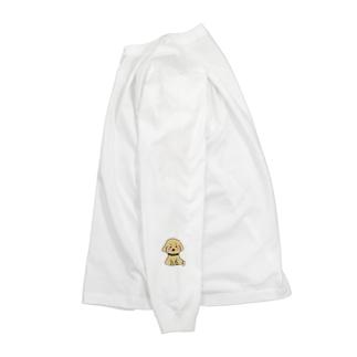 Gu Long sleeve T-shirts