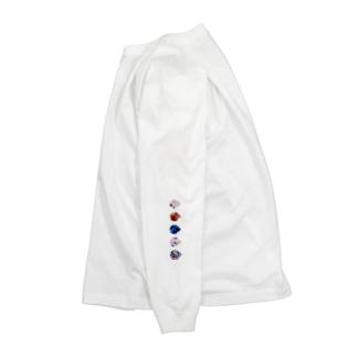 fika(ん)drip Long sleeve T-shirts
