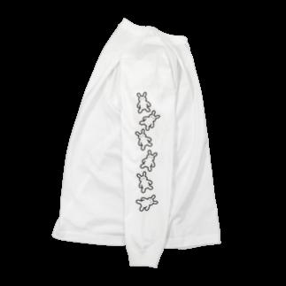▷            chiroruの降り注ぐ usa 🐇 Long sleeve T-shirts