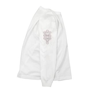 裏カバラ セフィロト Long sleeve T-shirts