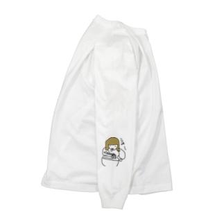 ずんどううめ〜 Long sleeve T-shirts