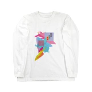 禁煙 Long sleeve T-shirts