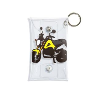 GROM YELLOW Mini Clear Multipurpose Case
