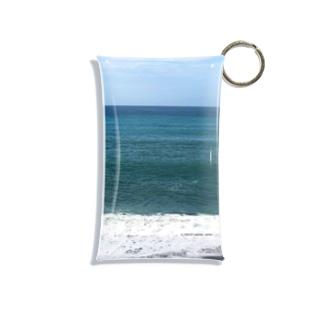 太平洋は広かった Mini Clear Multipurpose Case
