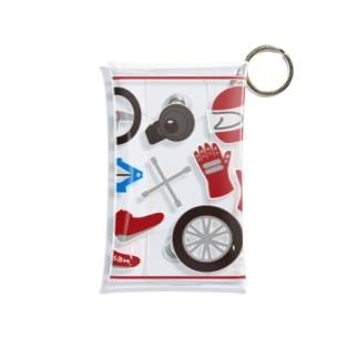 ドライバーズ・アイテム SQ Mini Clear Multipurpose Case