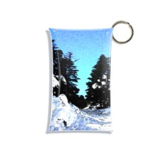 風景002 Mini Clear Multipurpose Case
