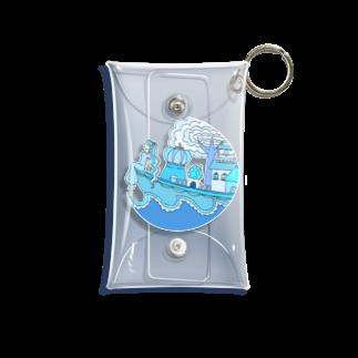 ちるまの店の船の日常3 Mini Clear Multipurpose Case