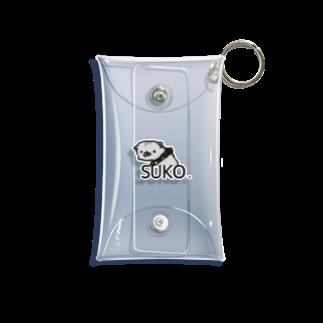 シダ フクヤのSUKO, Mini Clear Multipurpose Case