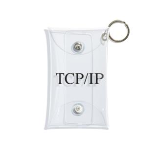 TCP/IP Mini Clear Multipurpose Case