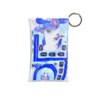 富嶽キャッスルのビジュアルヤバい龍♪ Mini Clear Multipurpose Case