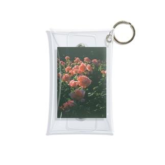 London Rose Mini Clear Multipurpose Case