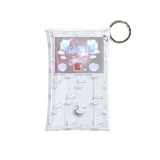 タピオカヘブンストロベリーティー(雲) Mini Clear Multipurpose Case