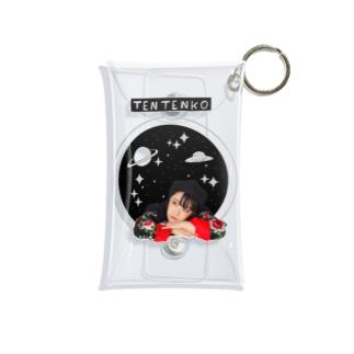 テンテン商店 in SUZURIのテンテンコ お絵かきシリーズ ~✰宇宙✰~ Mini Clear Multipurpose Case