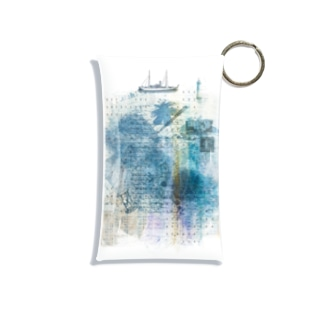 SEE SHE SEA Mini Clear Multipurpose Case