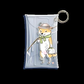 真希ナルセ(マキナル)の釣り柴 Mini Clear Multipurpose Case