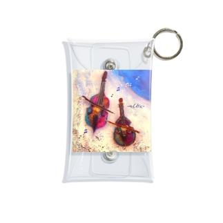 そらいろ/空彩のミュージック Mini Clear Multipurpose Case