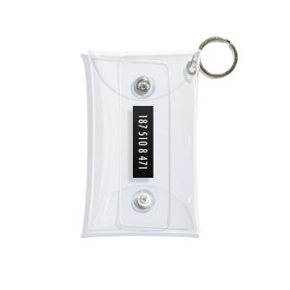 1875108471 Mini Clear Multipurpose Case