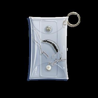 oyasmurのyy-ee Mini Clear Multipurpose Case