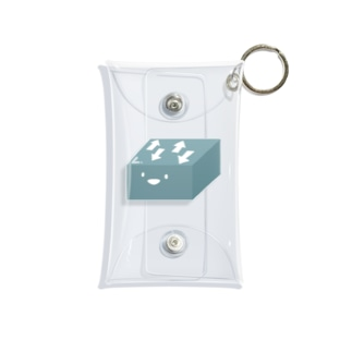 L2スイッチちゃん Mini Clear Multipurpose Case