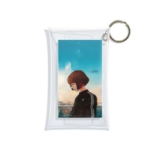 エモ1 Mini Clear Multipurpose Case