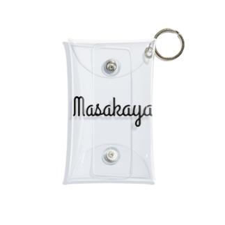 Hoshino Asato.のMasakaya Mini Clear Multipurpose Case