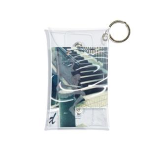 品行方正少女 Mini Clear Multipurpose Case