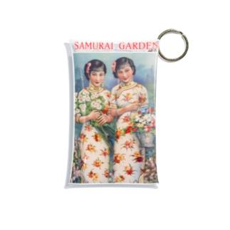侍道庭園1922 Mini Clear Multipurpose Case