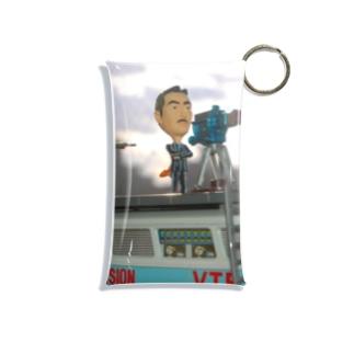 飛んでるミスター Mini Clear Multipurpose Case