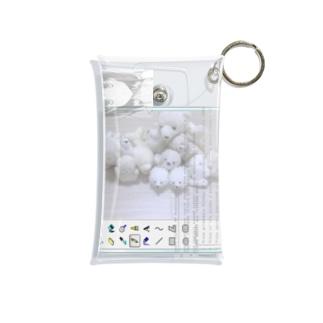 p別離j/_.li  Mini Clear Multipurpose Case