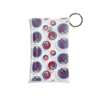 【日本レトロ#15】和傘 Mini Clear Multipurpose Case