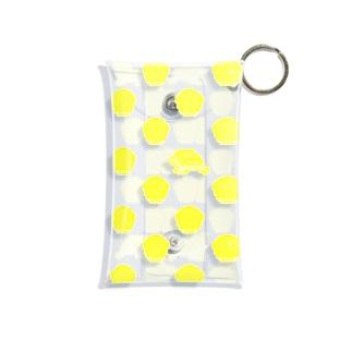 コーンバターの大群クン(バター多め) Mini Clear Multipurpose Case