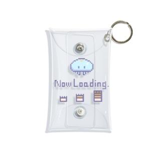 ばすてのNow loading... Mini Clear Multipurpose Case