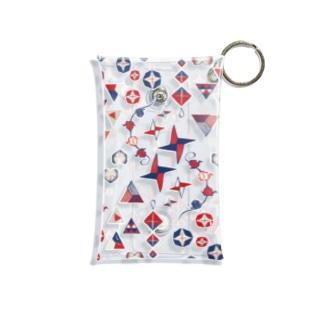 【日本レトロ#19】折り紙 Mini Clear Multipurpose Case