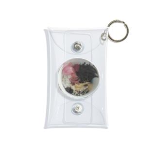 ヨーグルトアイスちゃん Mini Clear Multipurpose Case