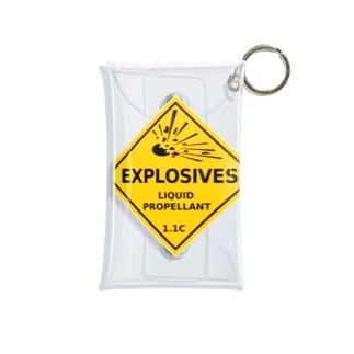 UN0497 Mini Clear Multipurpose Case